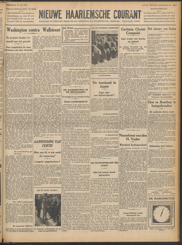 Nieuwe Haarlemsche Courant 1932-05-19
