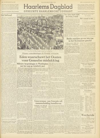Haarlem's Dagblad 1954-05-24