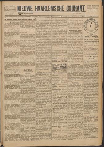 Nieuwe Haarlemsche Courant 1925-10-19