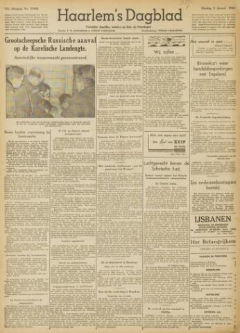Haarlem's Dagblad 1940