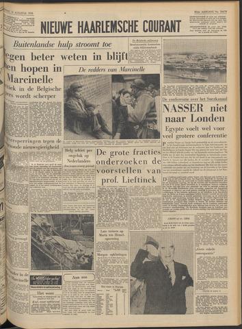 Nieuwe Haarlemsche Courant 1956-08-13