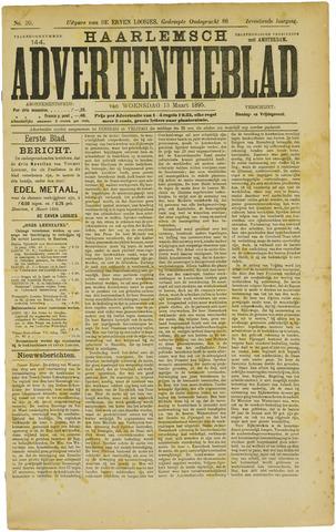 Haarlemsch Advertentieblad 1895-03-13