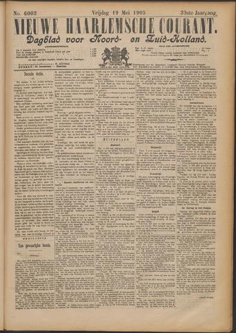 Nieuwe Haarlemsche Courant 1905-05-19