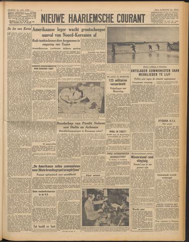 Nieuwe Haarlemsche Courant 1950-07-14