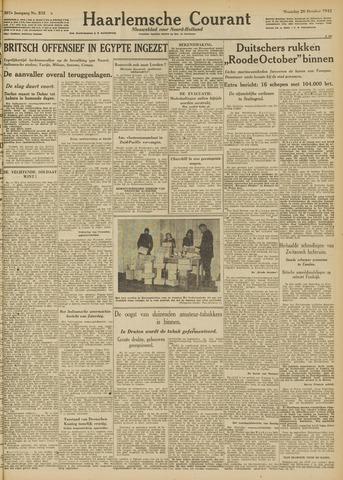 Haarlemsche Courant 1942-10-26