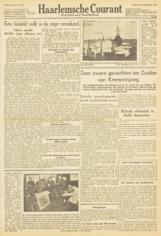 Haarlemsche Courant 1943-11-30