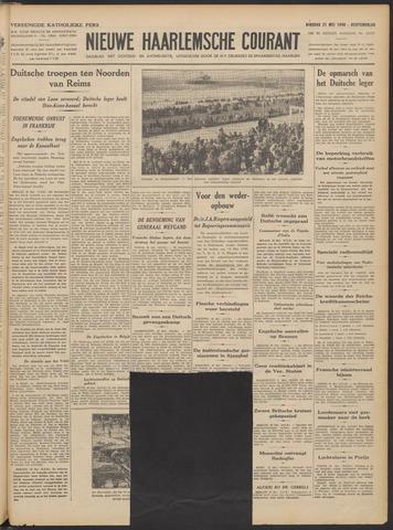 Nieuwe Haarlemsche Courant 1940-05-21