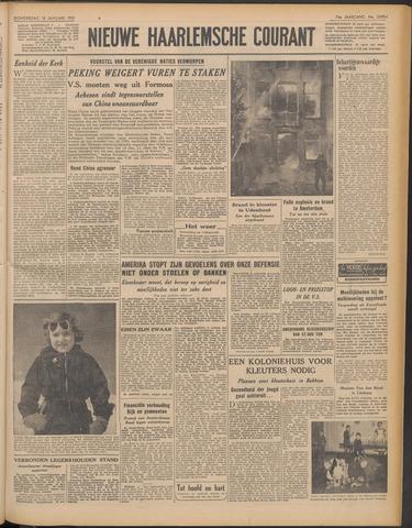 Nieuwe Haarlemsche Courant 1951-01-18