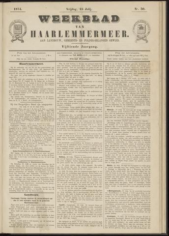 Weekblad van Haarlemmermeer 1874-07-24