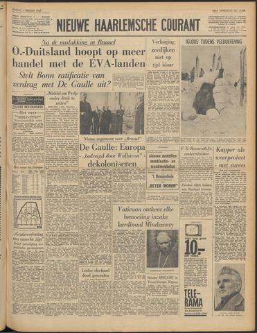 Nieuwe Haarlemsche Courant 1963-02-01