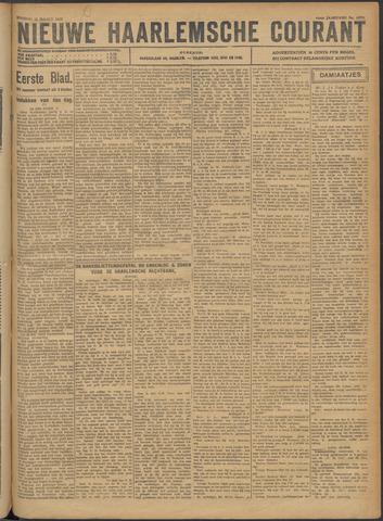 Nieuwe Haarlemsche Courant 1921-03-22