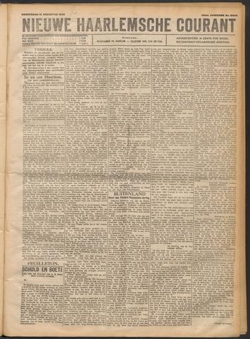 Nieuwe Haarlemsche Courant 1920-08-12