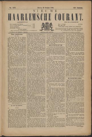 Nieuwe Haarlemsche Courant 1889-10-20