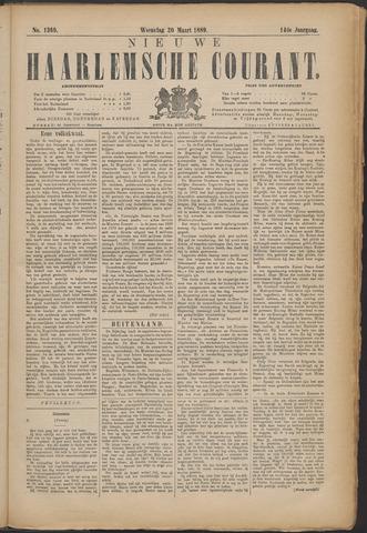 Nieuwe Haarlemsche Courant 1889-03-20