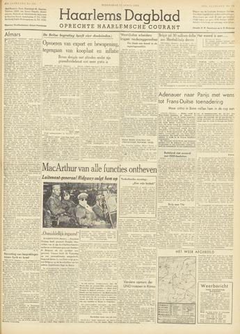 Haarlem's Dagblad 1951-04-11