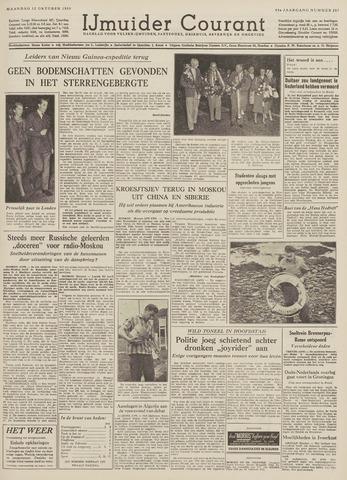 IJmuider Courant 1959-10-12