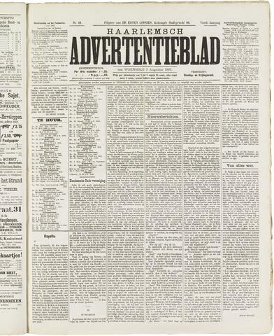 Haarlemsch Advertentieblad 1882-08-02