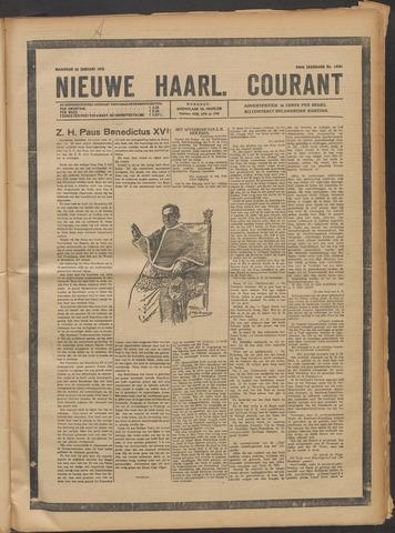 Nieuwe Haarlemsche Courant 1922-01-23