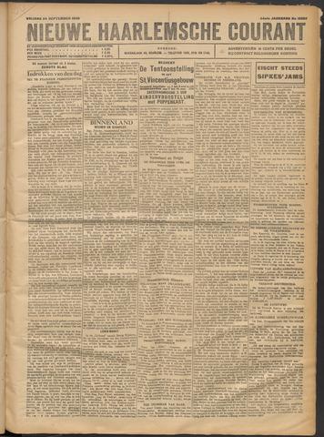 Nieuwe Haarlemsche Courant 1920-09-24