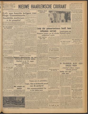 Nieuwe Haarlemsche Courant 1947-06-09