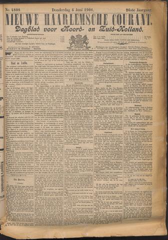 Nieuwe Haarlemsche Courant 1901-06-06