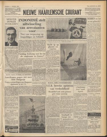 Nieuwe Haarlemsche Courant 1956-02-04