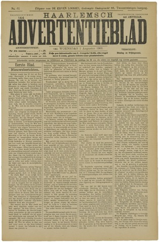 Haarlemsch Advertentieblad 1900-08-01