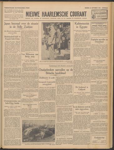 Nieuwe Haarlemsche Courant 1940-09-23