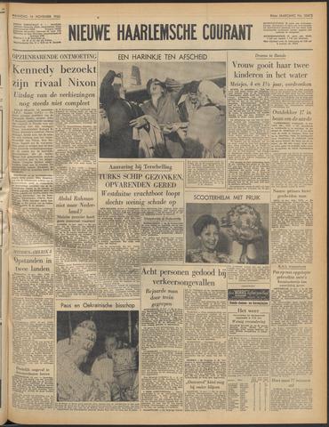 Nieuwe Haarlemsche Courant 1960-11-14