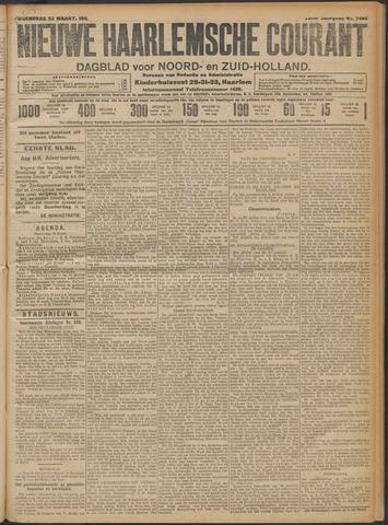 Nieuwe Haarlemsche Courant 1911-03-22