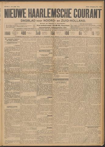 Nieuwe Haarlemsche Courant 1910-01-25