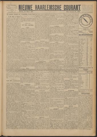 Nieuwe Haarlemsche Courant 1924-03-25