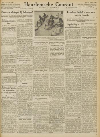 Haarlemsche Courant 1942-06-13