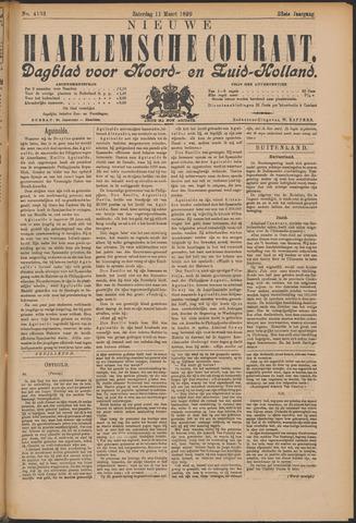 Nieuwe Haarlemsche Courant 1899-03-11