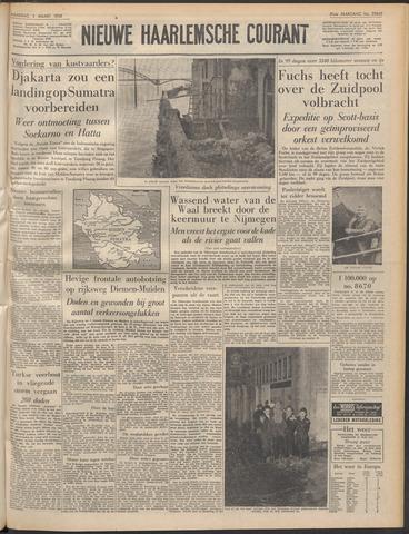 Nieuwe Haarlemsche Courant 1958-03-03