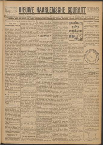 Nieuwe Haarlemsche Courant 1927-01-14