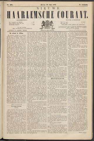 Nieuwe Haarlemsche Courant 1883-06-10