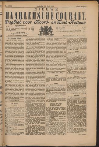 Nieuwe Haarlemsche Courant 1901-06-13