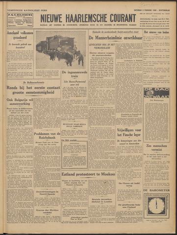 Nieuwe Haarlemsche Courant 1940-02-03