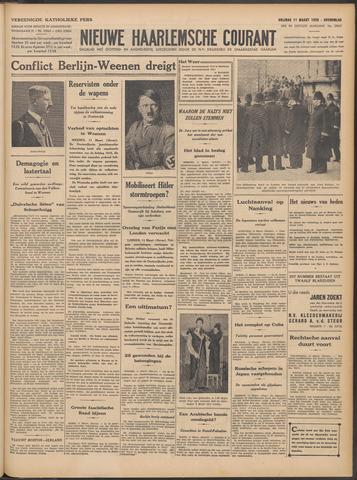 Nieuwe Haarlemsche Courant 1938-03-11