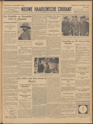 Nieuwe Haarlemsche Courant 1935-10-22