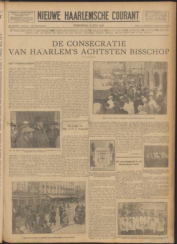 Nieuwe Haarlemsche Courant 1928-07-25