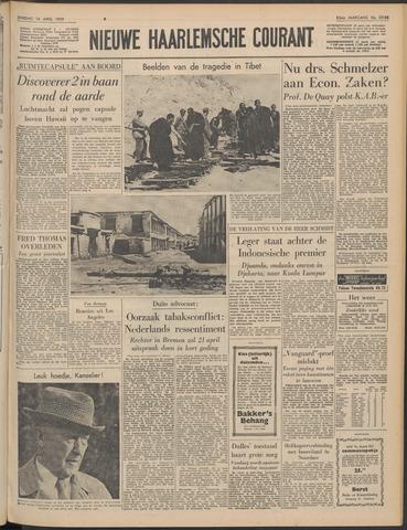 Nieuwe Haarlemsche Courant 1959-04-14