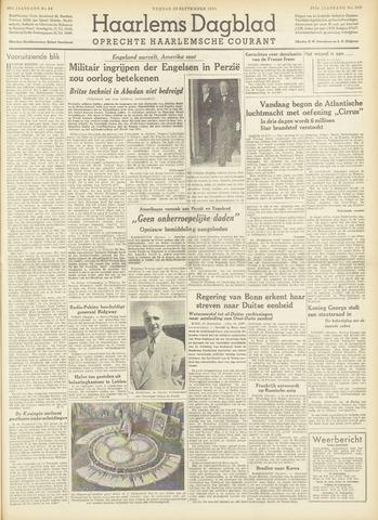 Haarlem's Dagblad 1951-09-28