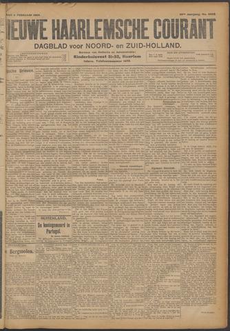 Nieuwe Haarlemsche Courant 1908-02-04