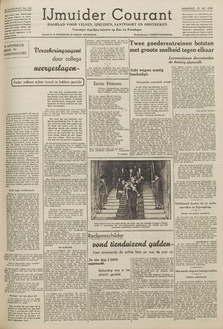 IJmuider Courant 1939-05-15