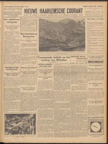 Nieuwe Haarlemsche Courant 1938-10-04