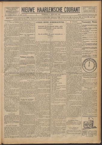 Nieuwe Haarlemsche Courant 1928-01-31