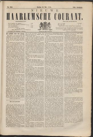 Nieuwe Haarlemsche Courant 1885-05-31