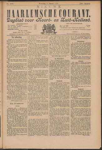 Nieuwe Haarlemsche Courant 1899-01-11